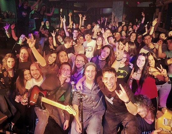 Benavente, Španělsko: Gran noche de concierto
