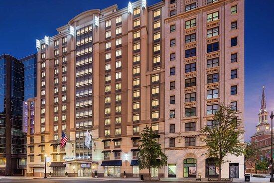 Hilton Garden Inn Washington DC Downtown, Hotels in Washington, D.C.