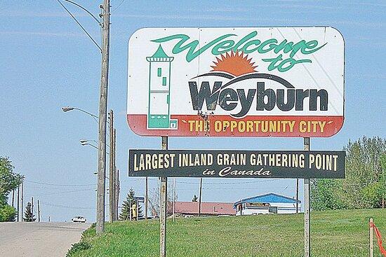 GPS-Guided Audio Walking Tour of Weyburn