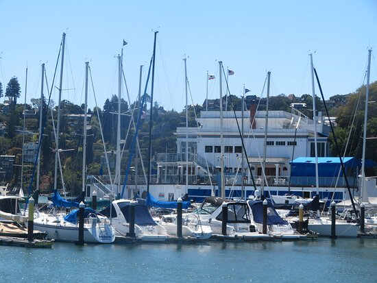Corinthian Yacht Club Of San Francisco