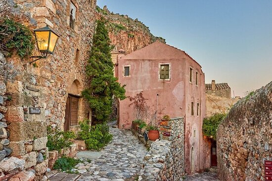 Discover the South Peloponnese, Mystras...