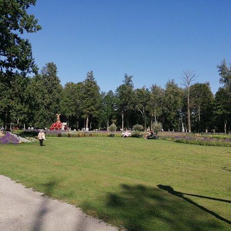 Siauliai County, Litauen: Pakroje manor. Lithaunia 01.08.2020. Very nice place.