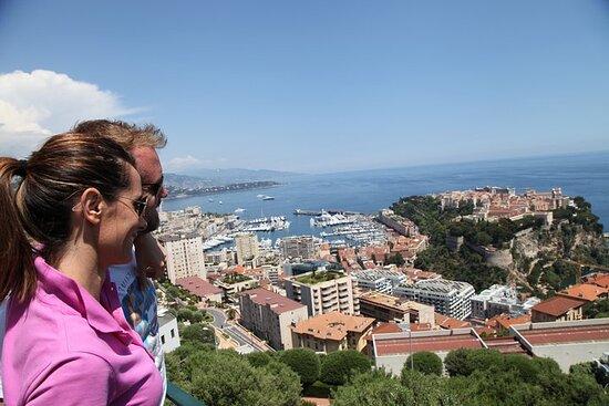 Monaco, Monte Carlo, Eze, La Turbie...