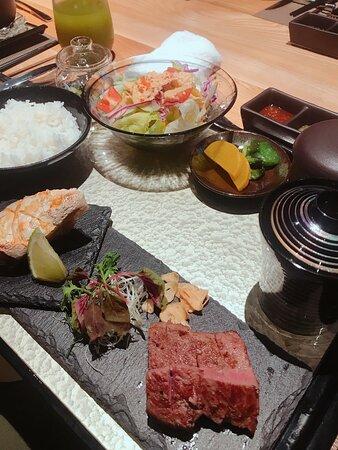 Nhà hàng Nhật ngon tại trung tâm thành phố