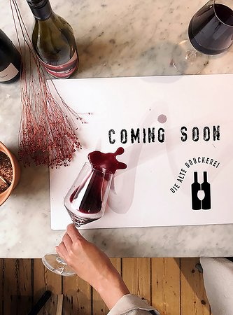 Die alte Druckerei – coming soon!