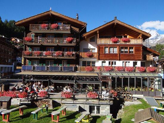 Hotel Tenne, Hotels in Saas-Fee