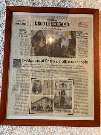 תמונה מCantoniera della Presolana