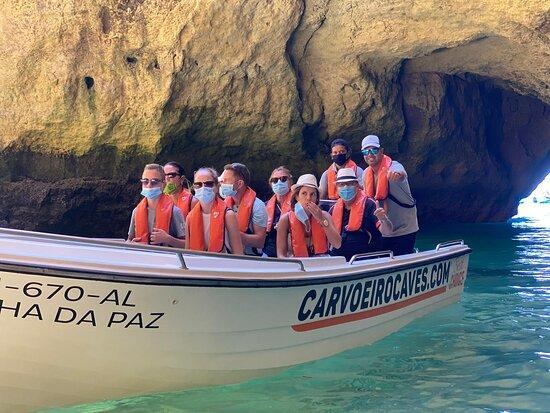 Carvoeiro Caves