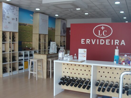 Ervideira Wine Shop Fátima