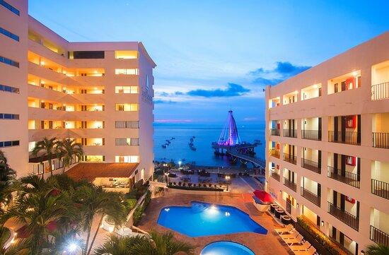 San Marino Hotel, hoteles en Puerto Vallarta