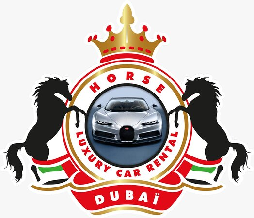 Horse Luxury Car Rental Dubai