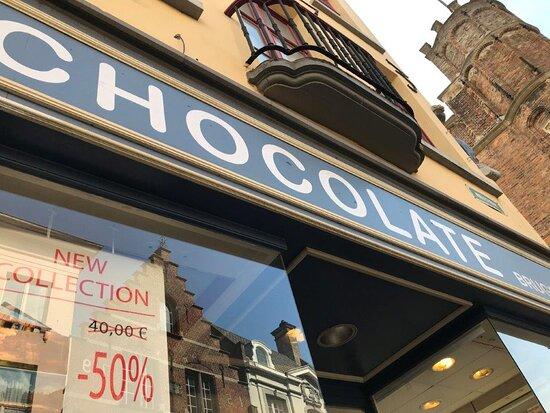 Chocolate Bruges