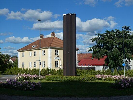 Statyn ''kopparkatedralen''