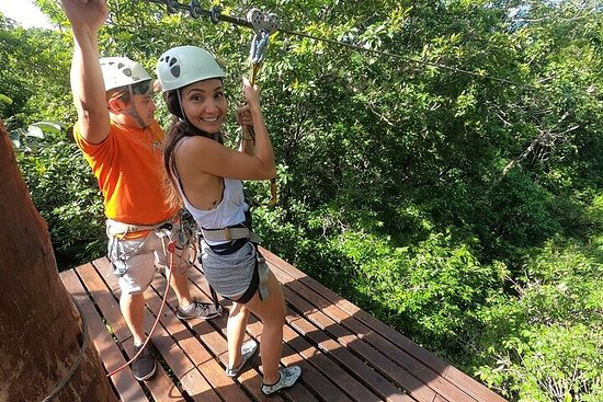 Selva Maya Eco Adventure Park...
