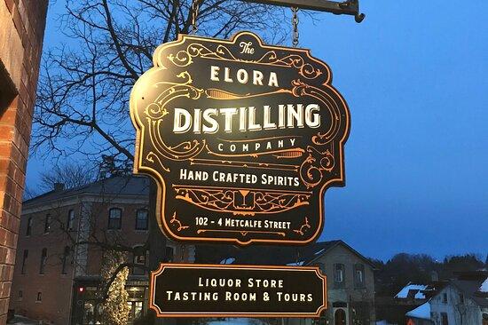 Elora Distilling Company