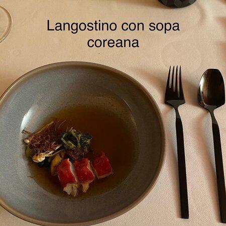 Experiencia gastronómica marina