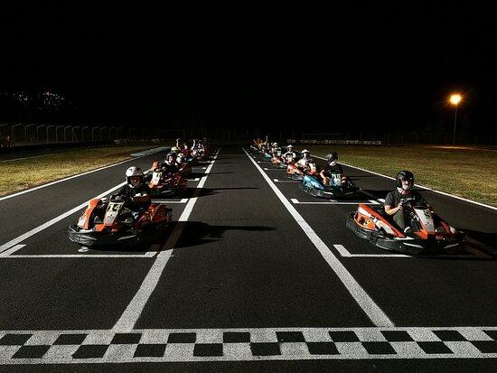 Santa Domenica Talao, Olaszország: A.S.D. Raceway Karting Riviera dei Cedri