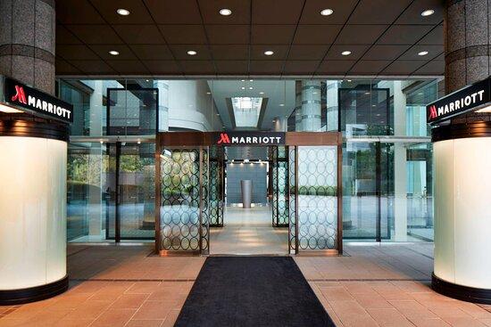 Tokyo Marriott Hotel