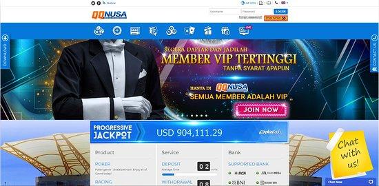 Qqnusa Adalah Salah Satunya Situs Slot Online Terbesar Dan Bandar Judi Online Terpercaya Yang Menyediakan Berbagai Jenis Permainan Judi Online Dengan Menggunakan Sistem Terbaik Tanpa Menggunakan Kecurangan Sama Sekali Bermain Judi Online