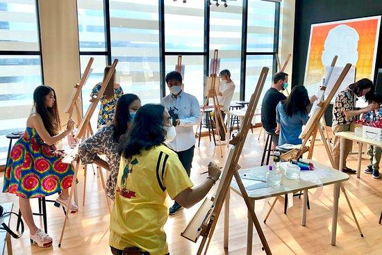 CREATE Artist Studio