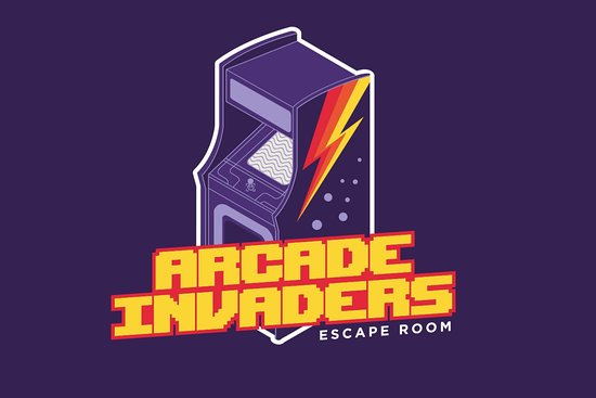 Arcade Invaders - Escape Room