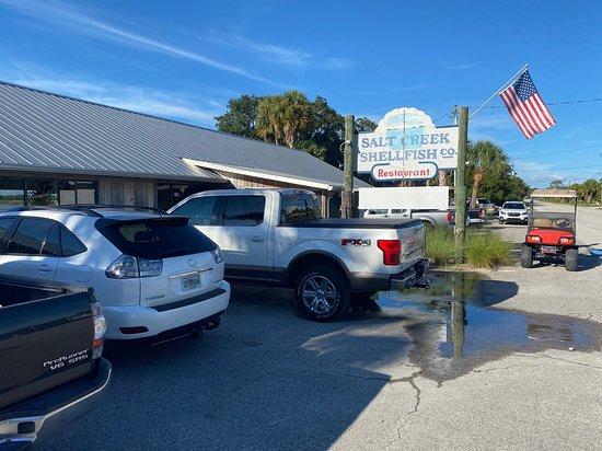 Suwannee, FL: Salt Creek Shellfish Co. Restaurant