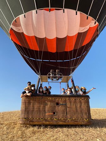תמונה מ‪Balloon Flight, Guadix (granada)‬