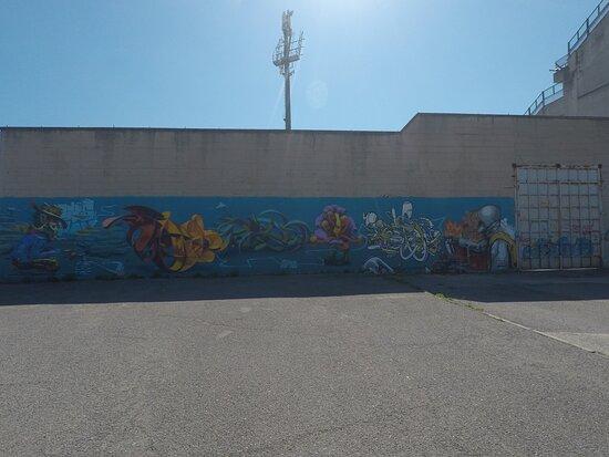 """Stadio Comunale """"Luigi Pastena"""" di Battipaglia"""