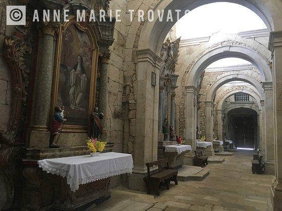 Mosteiro de Santa Maria de Salzedas : Interieur
