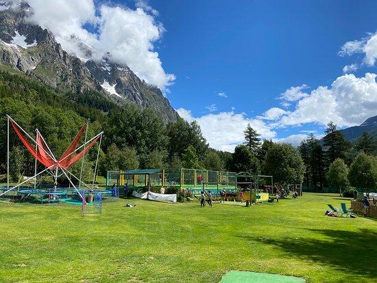 Club des Sports Val Ferret - Courmayeur Mont Blanc