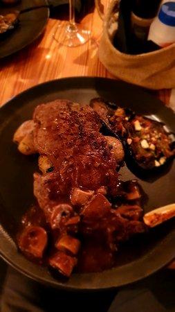 Humongous portions!