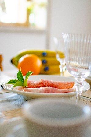 Pannaconi, Ιταλία: Villa Teresa Bed&Breakfast offre sistemazioni con Wifi gratuito, terrazza con vista sul giardino.