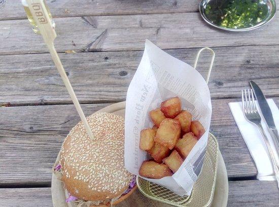 Prebl, Αυστρία: Turkeyburger