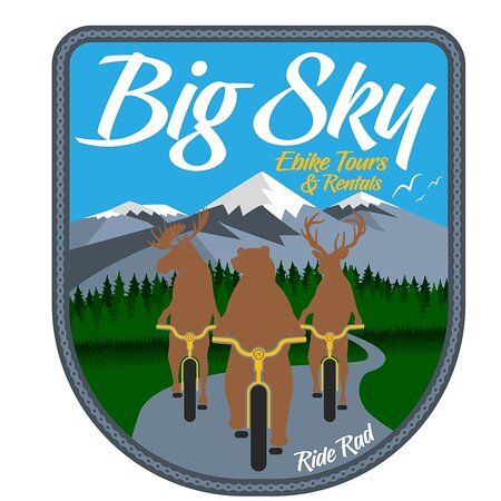 Big Sky E bike Tours and Rentals