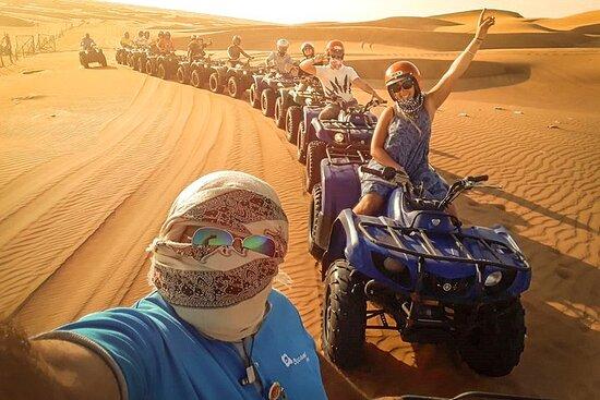 Red Dunes By Quad Bike, Sandsurf...