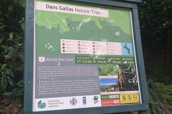 Entdecken Sie den 'Dans Gallas Trail'