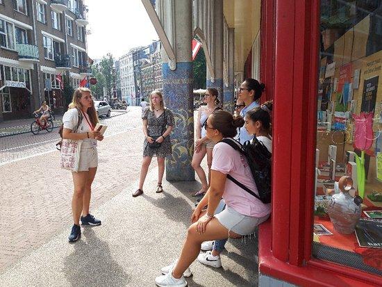 Anne-Frank-Tour