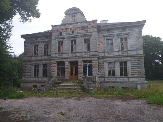 Pałac w Krzywaniu