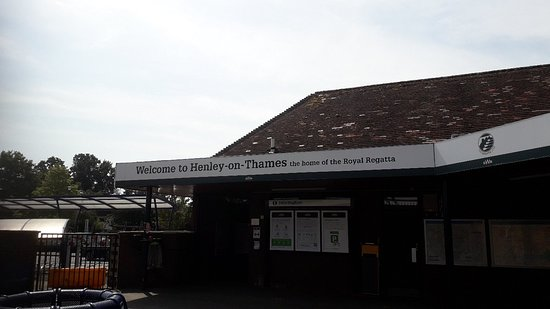 ‪Henley-on-Thames Railway Station‬