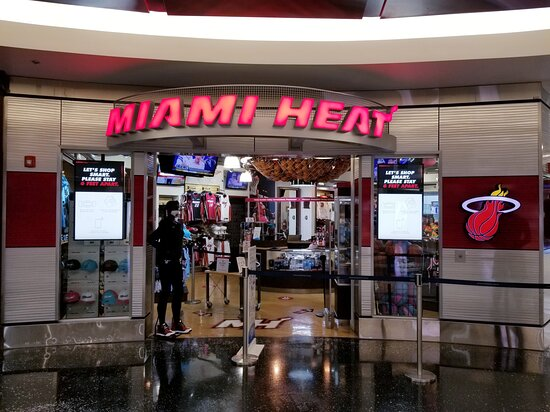 ‪The Miami Heat Store‬