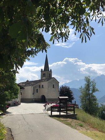 Saint Nicolas, Ιταλία: Chiesa di San Nicola - Valle D'Aosta -EMY-ANDY