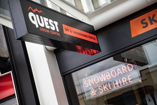 Quest Snow Centre