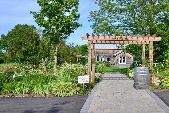 Ravenna, Canada: Gardens