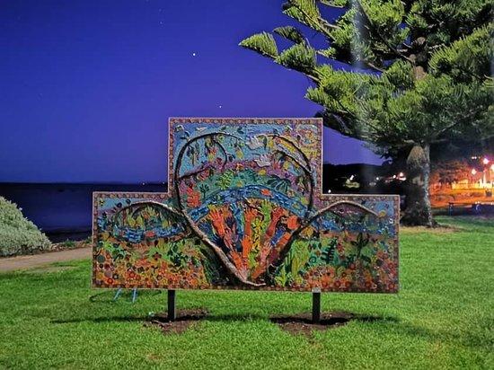 Penguin's Mosaic & Word Jumble Community Artwork