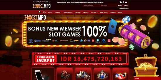 HokiMpo merupakan situs bandar judi mpo slot online terpercaya di indonesia  yang memberikan bonus terbesar seperti