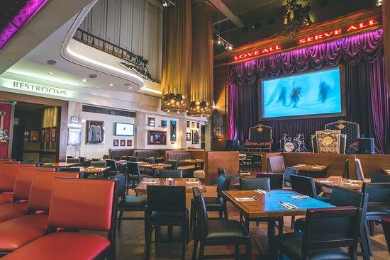 Main Restaurant Hard Rock Cafe Florence