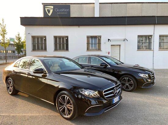 Cesena, Italia: Mercedes-Benz E CLASS (cat. Business) - Headquarter