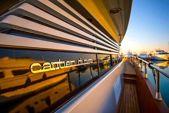 Luxury Yacht Charter Gibraltar