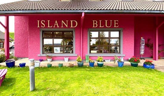 Island Blue Gallery