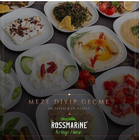 The Rossmarine kebap hause